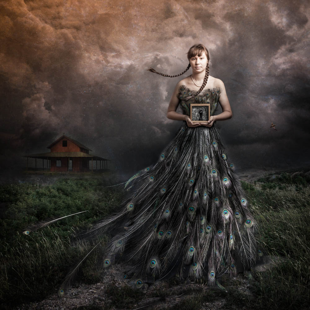Wings and Things: Whimsical Portraits
