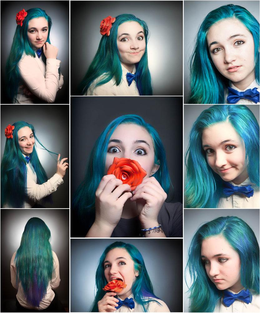 Olivia's-Blue-Hair