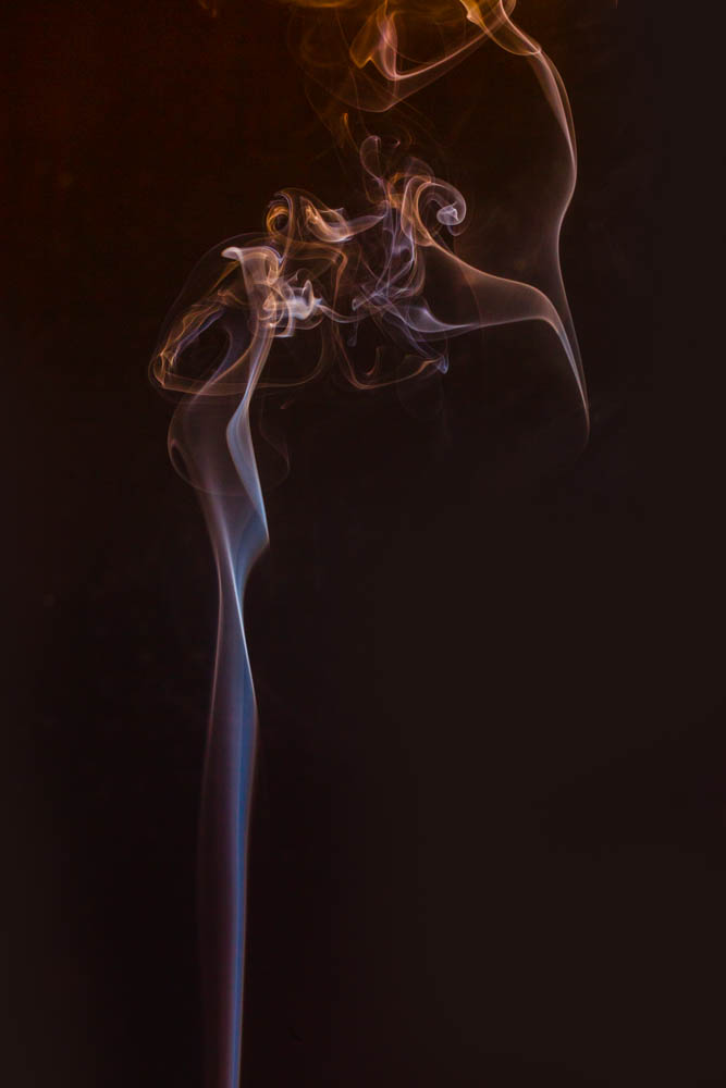 The Beauty of Smoke
