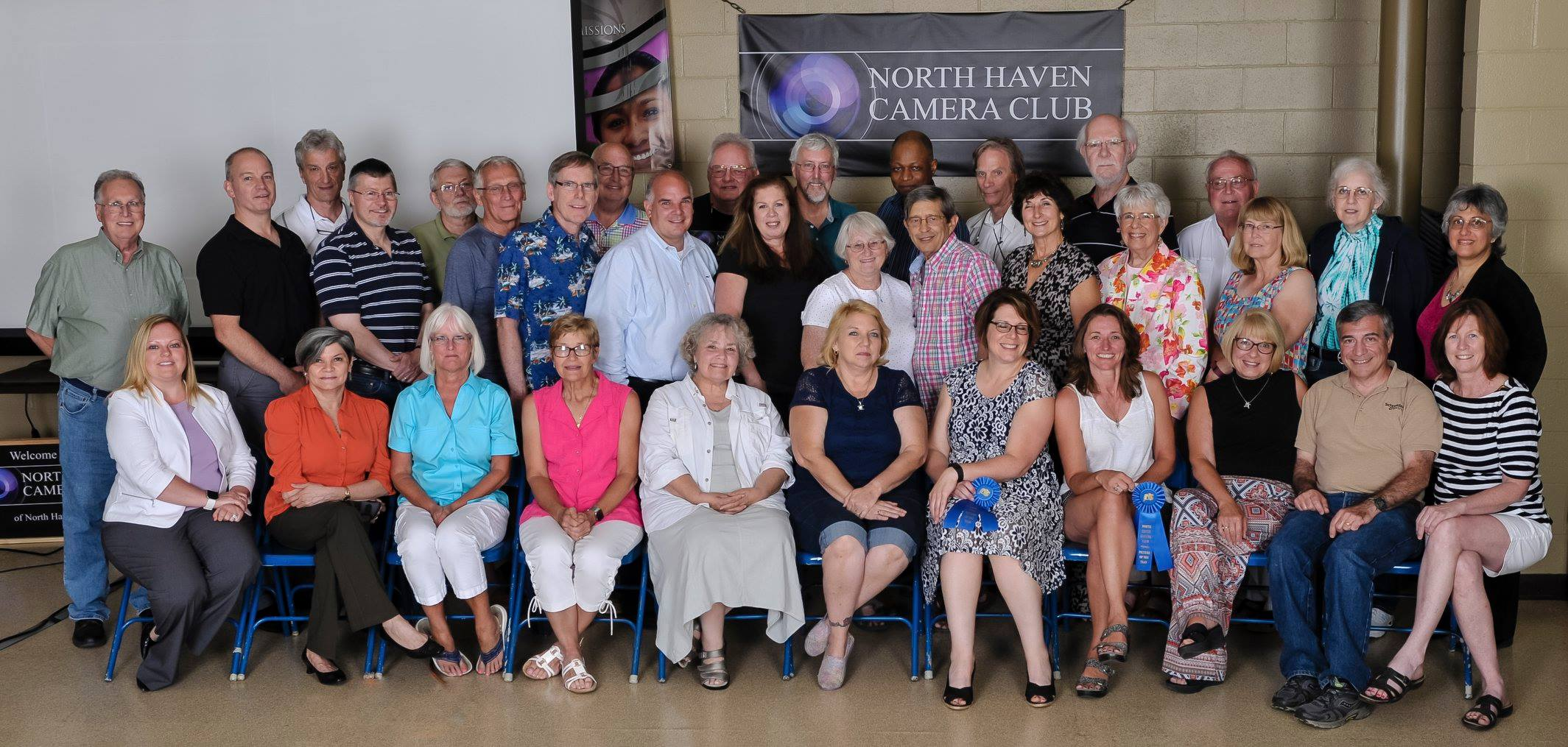 2016 North Haven Camera Club Members - 78 strong