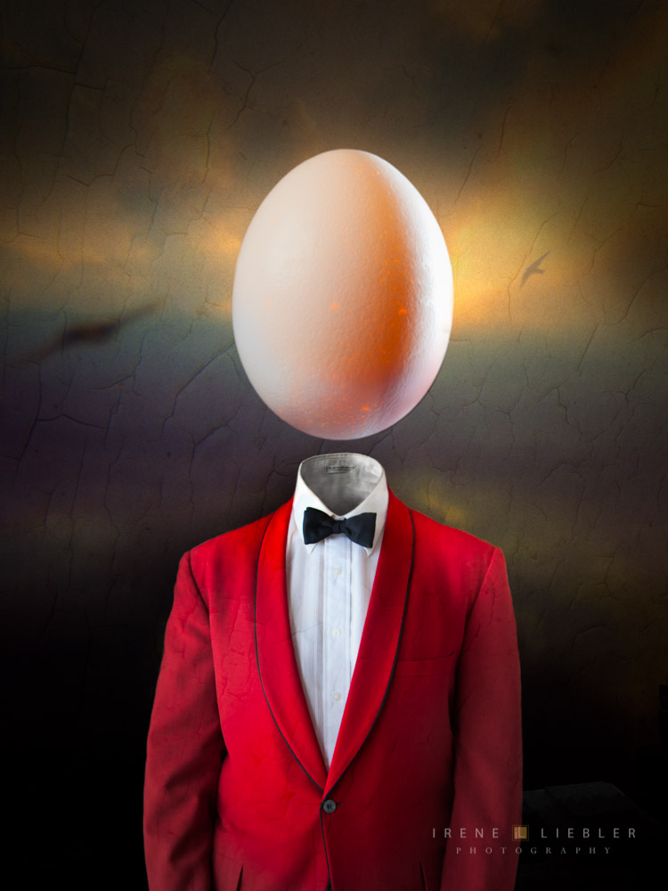 Man in the Red Jacket-Eggman