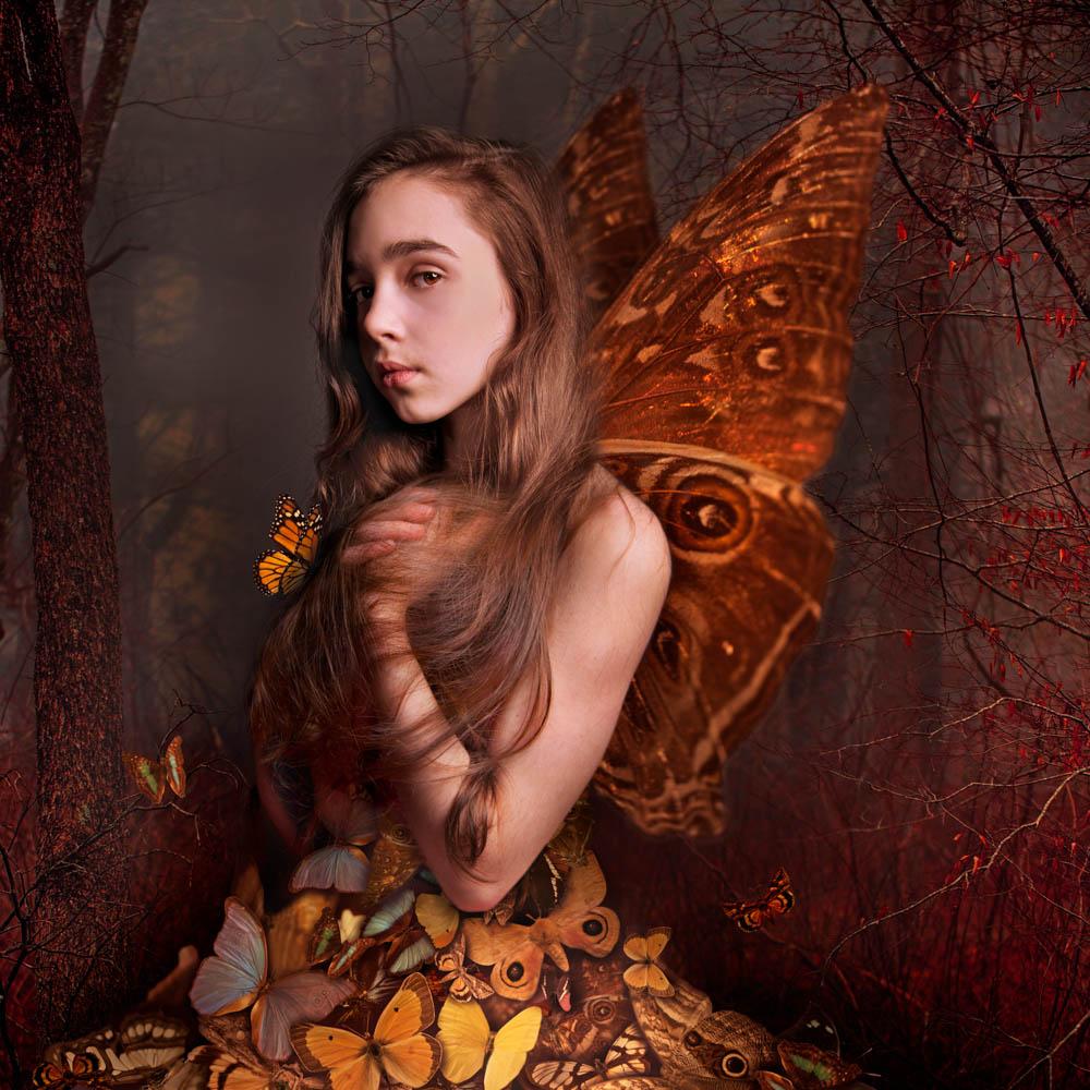 Fine Art Portrait of Abigail Connolly